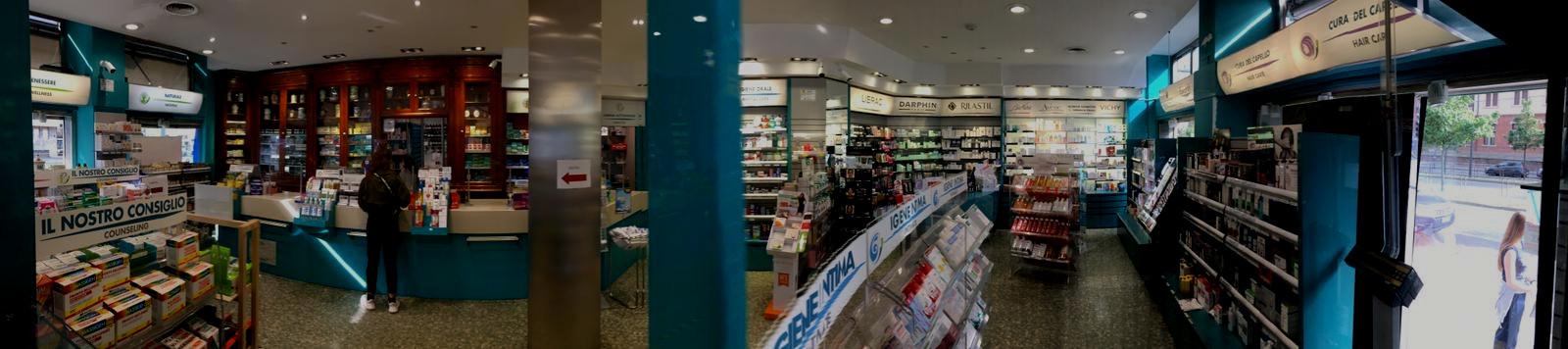 Farmacia Tonale Milano Home